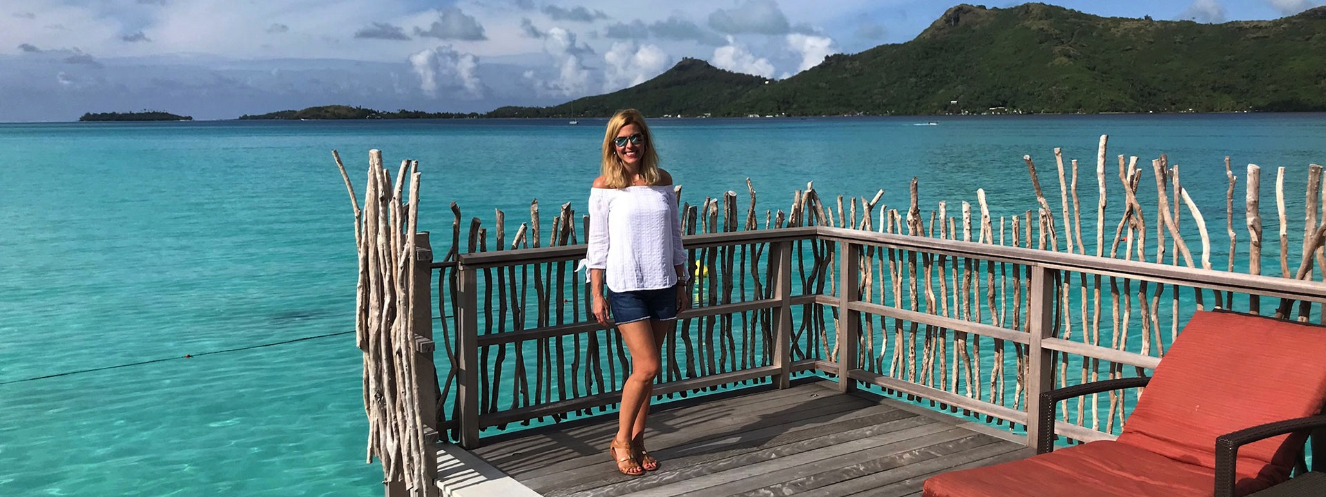 Dream Job: Luxury Travel Influencer Tiffany Dowd