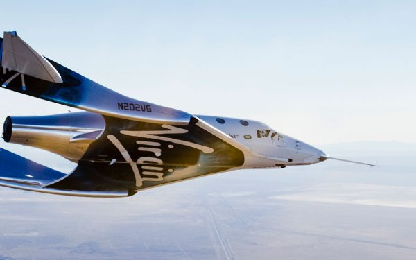 Is This The Coolest Community Ever? Matthew Upchurch On Virgin Galactic's Future Astronauts