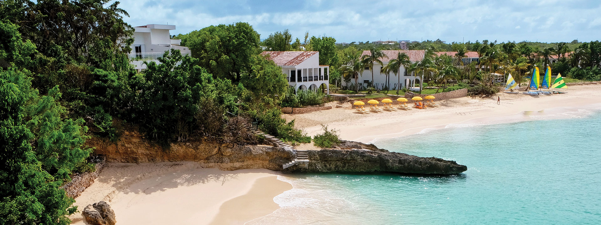 The Caribbean's Coolest New Villa Is On Anguilla